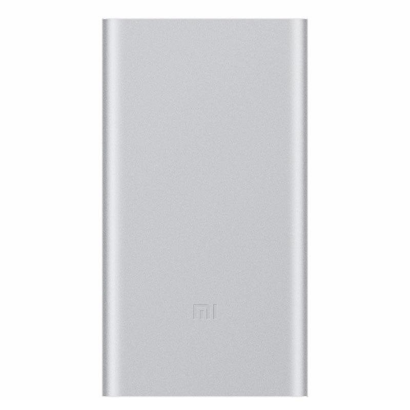 Портативное зарядное устройство Xiaomi Mi Power Bank 2 10000mAh (Серебро)
