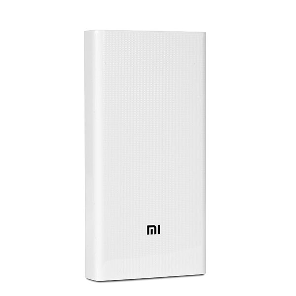 Портативное зарядное устройство Xiaomi Mi Power Bank 2 20000mAh (белый)