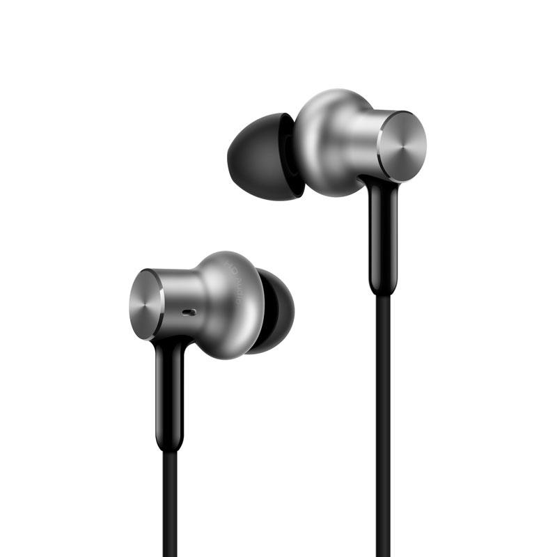 Наушники с микрофоном Xiaomi Mi In-Ear Pro 2 Silver