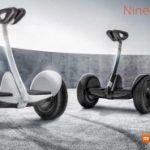 Xiaomi Ninebot Mini: гироскутер нового поколения