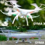 Квадрокоптеры Syma X5C и Syma X5SC