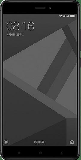 Xiaomi Redmi 4X 32GB Black