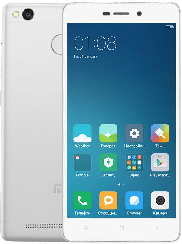 Xiaomi Redmi 3S 16GB Silver