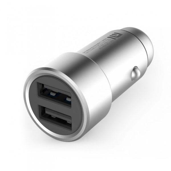 Автомобильная зарядка Xiaomi MI car charger (CZCDQ01ZM)