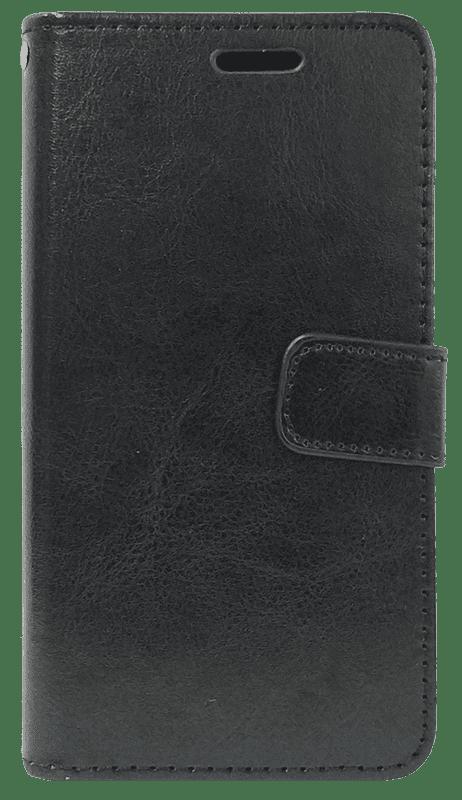 Чехол книжка для Xiaomi Redmi 4x (Черный)