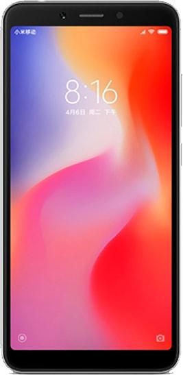 Смартфон Xiaomi Redmi 6