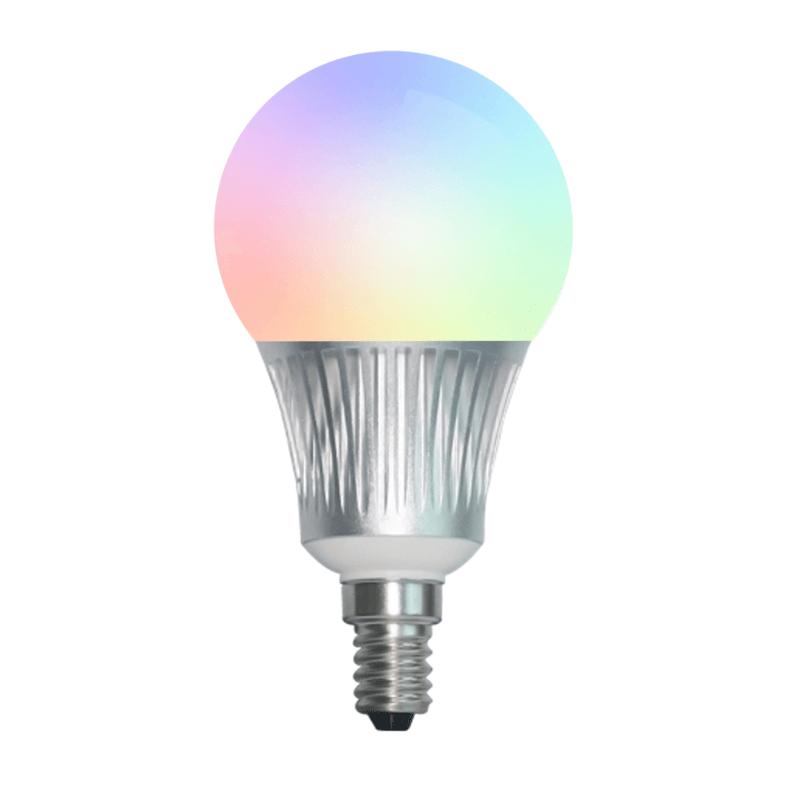 Светодиодная лампа Mi-Light 5W RGBW E14 Wi-Fi