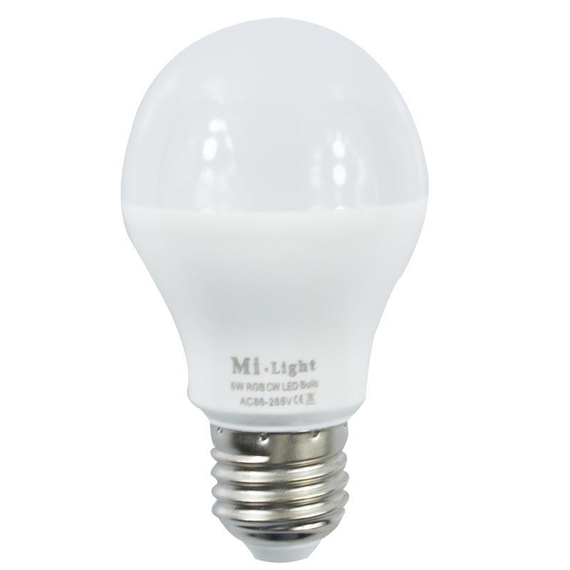 Светодиодная лампа Mi-Light 6W E27 Wi-Fi