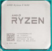 Процессор AMD Ryzen 5 1600 (BOX, Wraith Spire)