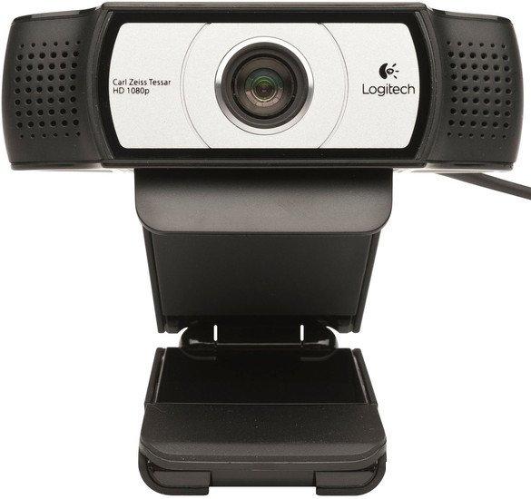 Web камера Logitech Webcam C930e (960-000972)