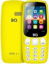 Мобильный телефон BQ-Mobile BQ-2442 One L+ (желтый)