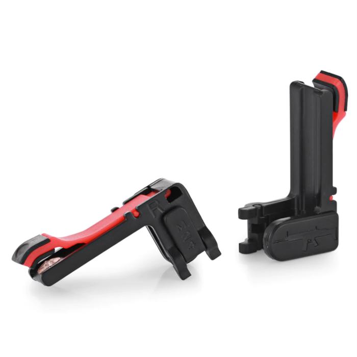 Игровые стики M24 для мобильного телефона (черно-красный)
