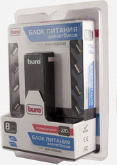 Сетевое зарядное Зарядное устройство Buro BUM-0036S40