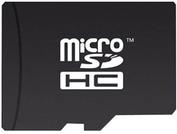Карта памяти Mirex microSDHC (Class 10) 8GB (13612-MC10SD08)