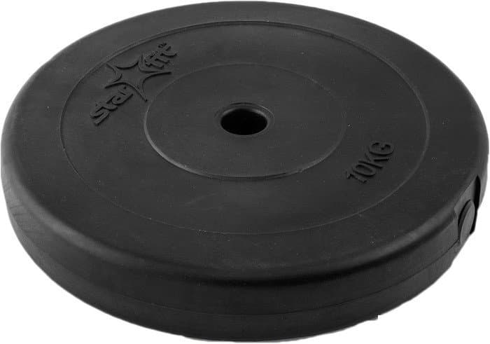 Диск Starfit BB-203 10 кг