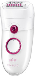 Эпилятор Braun 5185 Silk-epil 5 Young Beauty