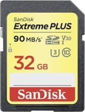 Карта памяти SanDisk ExtremePlus V30 SDHC 32GB [SDSDXWF-032G-GNCIN]