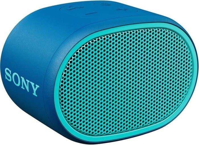 Беспроводная колонка Sony SRS-XB01 (синий)