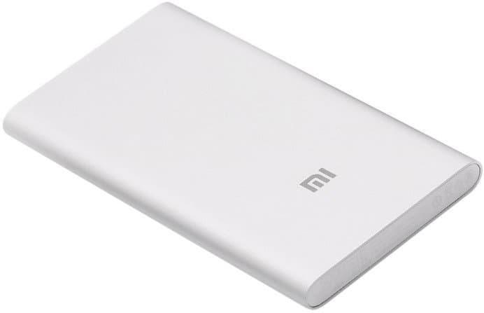 Портативное зарядное устройство Xiaomi Mi Power Bank 5000mAh (NDY-02-AM)