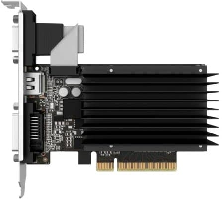 Видеокарта Palit GeForce GT 710 2GB DDR3 [NEAT7100HD46-2080H]