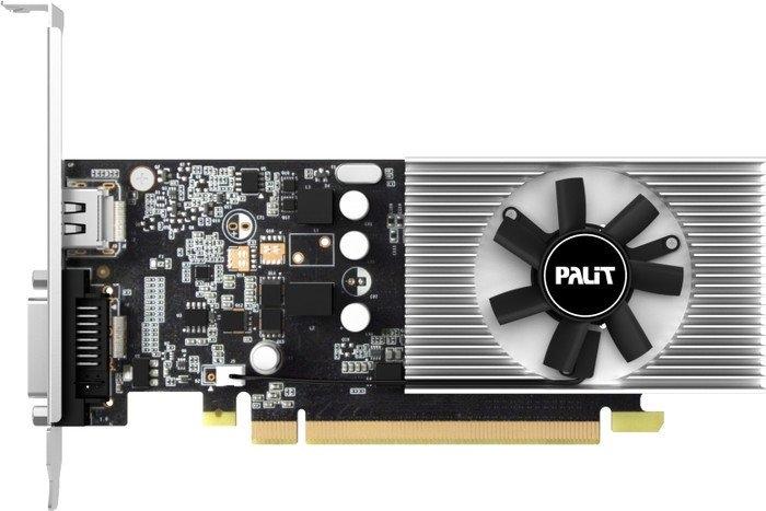 Видеокарта Palit GeForce GT 1030 2GB GDDR5 [NE5103000646-1080F]