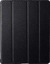 Чехол для планшета Cooler Master iPad Wake Up Folio Carbon Texture Black (C-IP3F-CTWU-KK)