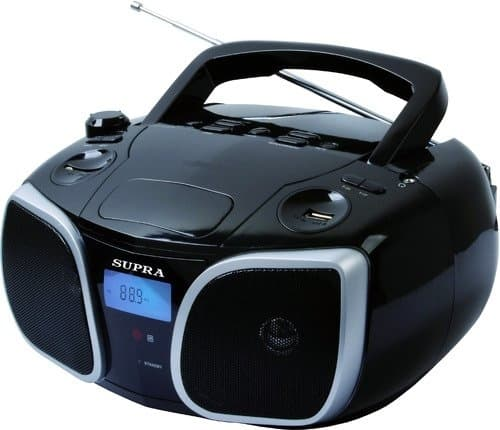 Портативная аудиосистема Supra BB-29MUS