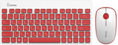 Клавиатура + мышь SmartBuy 220349AG [SBC-220349AG-RW]