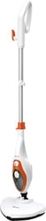 Паровая швабра Пароочиститель Kitfort KT-1004-3 (оранжевый)