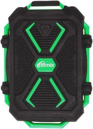 Портативное зарядное устройство Ritmix RPB-10407LST (зеленый)