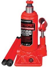 Бутылочный домкрат Autoprofi DG-06 6т.