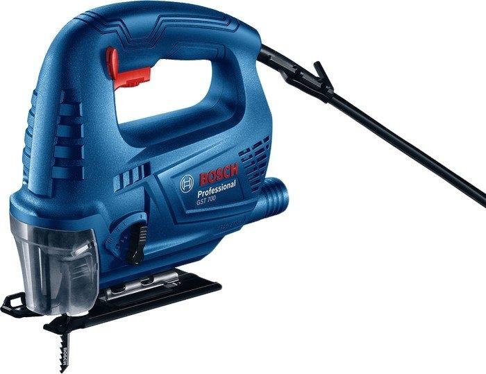 Электролобзик Электролобзик Bosch GST 700 Professional 06012A7020