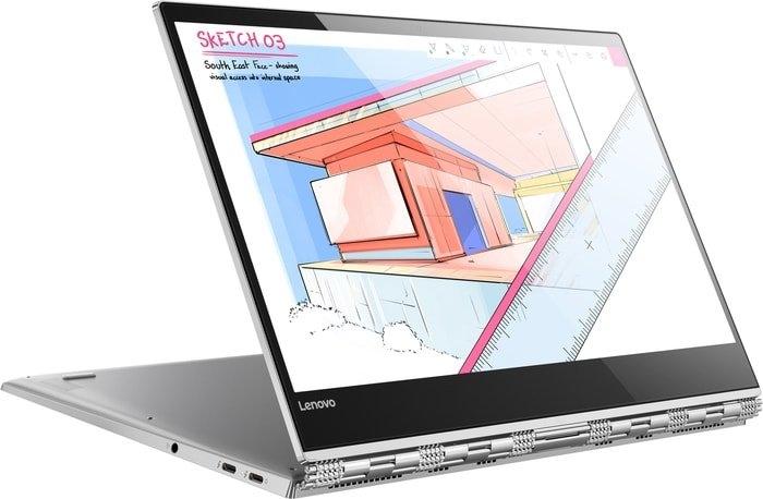 Ноутбук Lenovo Yoga 920-13IKB Glass 80Y8005NRU
