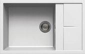Кухонная мойка Elleci Unico 310 Bianco Titano 68