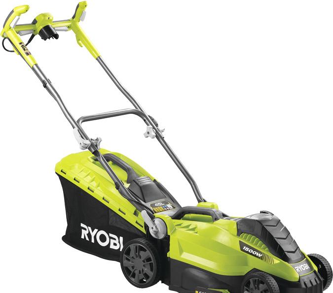 Колёсная газонокосилка Ryobi RLM15E36H