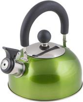Чайник со свистком Perfecto Linea Holiday (зеленый) 52-012013