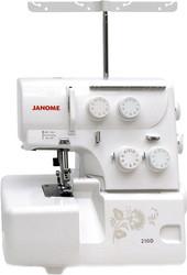 Оверлок Janome MyLock 210D