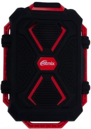 Портативное зарядное устройство Ritmix RPB-10407LST (красный)