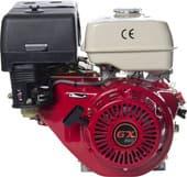 Бензиновый двигатель Zigzag GX 390 E (SR188F/P-D)