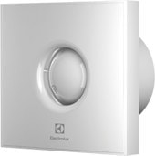 Осевой вентилятор Вытяжной вентилятор Electrolux Rainbow EAFR-120 (белый)
