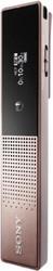 Диктофон Sony ICD-TX650 (коричневый)