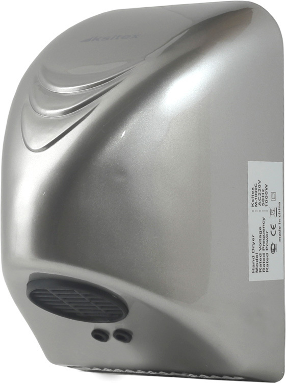Сушилка для рук Ksitex M-1000C (серебристый)