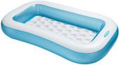 Надувной бассейн Intex Rectangular Baby 166х100х28 (57403)