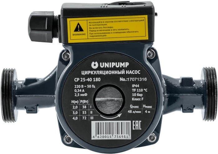 Насос Unipump CP 25-40 180