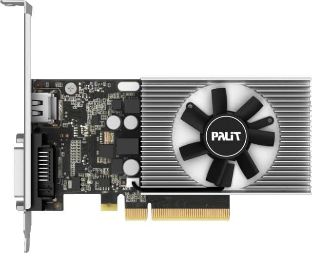 Видеокарта Palit GeForce GT 1030 2GB DDR4