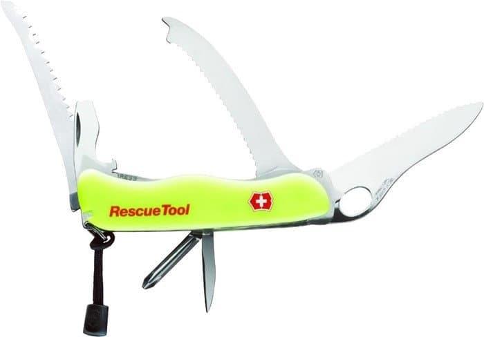 Мультитул Victorinox RescueTool One Hand (0.8623.MWN)