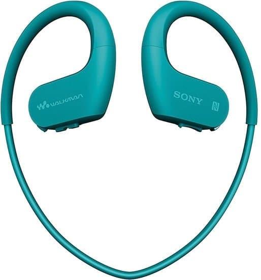 Плеер MP3 MP3 плеер Sony Walkman NW-WS623 4GB (синий)