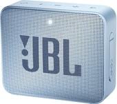 Беспроводная колонка JBL Go 2 (голубой)