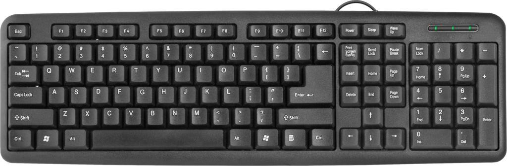Клавиатура Defender #1 HB-420