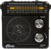 Радиоприемник Ritmix RPR-202 (черный)